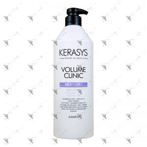 Kerasys Volume Clinic Shampoo 750ml For Thin Hair