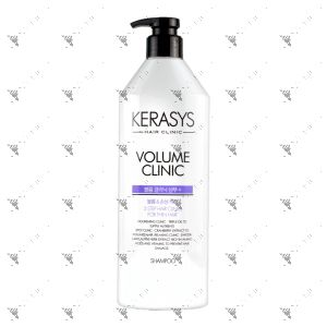 Kerasys Volume Clinic Shampoo 750ml For Thin Hair