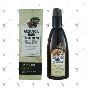 Hello Big Argan Oil Hair Treatment 200ml