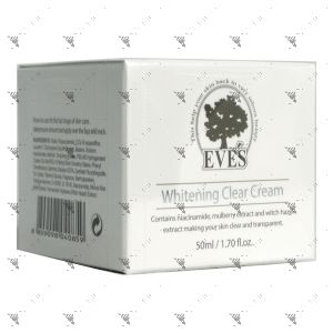 Eve's Whitening Clear Cream 50ml