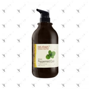 nat.chapt.® Organic Peppermint Cool Hair Shampoo 1000g