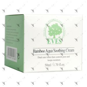 Eve's Bamboo Aqua Soothing Cream 50ml