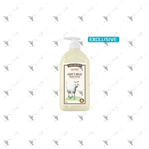 Nat.Chapt. Goat Milk Body Lotion 500g