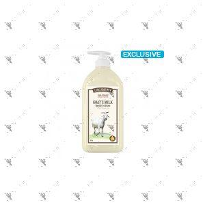 Nat.Chapt. Goat Milk Body Lotion 500g