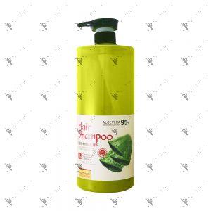 Nat.Chapt. Aloe Vera 95% Hair Shampoo 1500g