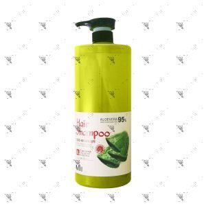 MII Aloe Vera 95% Hair Shampoo 1500g