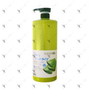 MII Aloe Vera 95% Body Cleanser 1500g