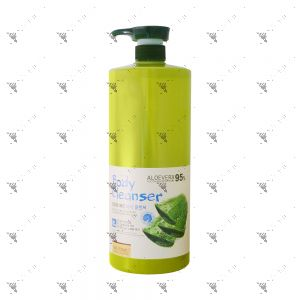 Nat.Chapt. Aloe Vera 95% Body Cleanser 1500g