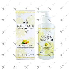 Eve's Lemon Juice Peeling Gel 200ml