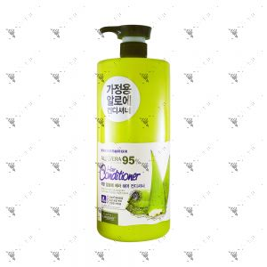 White Organia Aloe Vera 95% Hair Conditioner 1500ml