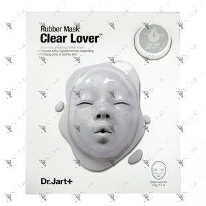 Dr Jart+ Rubber Mask Clear Lover 1s