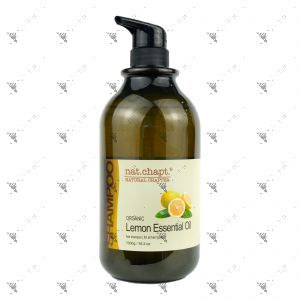 Nat.Chapt. Organic Lemon Essential Oil Hair Shampoo 1000g