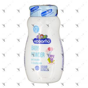 Kodomo Baby Powder 50g Extra Mild Anti Rash Blue