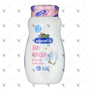 Kodomo Baby Powder 50g Gentle Soft for Sensitive Skin