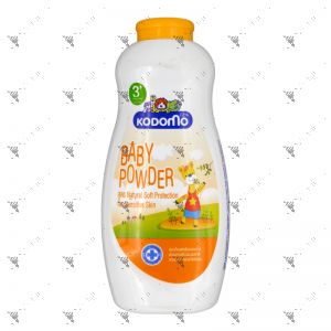 Kodomo Baby Powder 400g Natural Soft Protection for Sensitive Skin