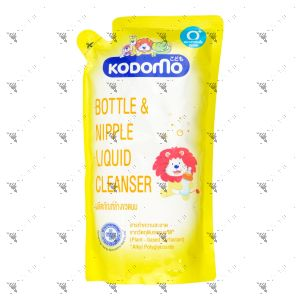 Kodomo Bottle & Nipple Liquid Cleanser 600ml Refill