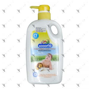 Kodomo Bottle & Nipple Liquid Cleanser 750ml