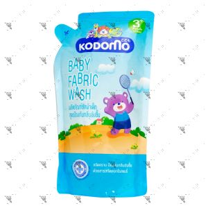 Kodomo Baby Fabric Wash Refill 600ml Blue
