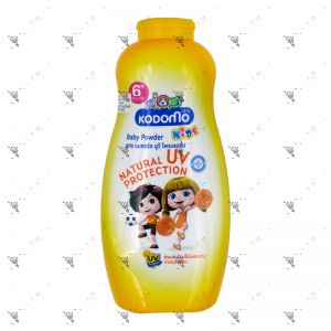 Kodomo Baby Powder 400g Natural UV Protection Yellow for Kids