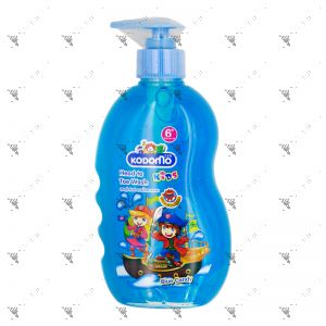 Kodomo Kids Head to Toe Wash Blue Candy 400ml