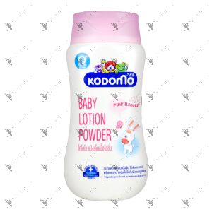 Kodomo Dust Free Lotion Powder Pink 180ml