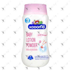 Kodomo Dust Free Lotion Powder Pink 180ml