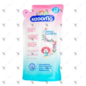 Kodomo Baby Fabric Wash Refill 600ml New Born Little Angel