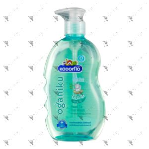 Kodomo Head to Toe Wash 0+ Oganiku Green 400ml