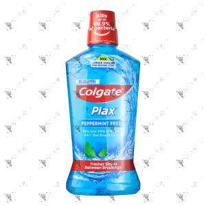 Colgate Plax Mouthwash 750ml Peppermint Fresh