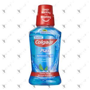 Colgate Plax Mouthwash 250ml Peppermint Fresh