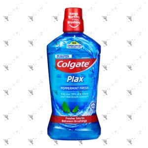 Colgate Plax Mouthwash 1L Peppermint Fresh