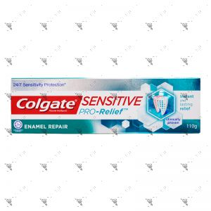 Colgate Toothpaste Sensitive Pro-Relief 110g Enamel Repair