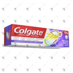 Colgate Toothpaste Total 110g Pro Gum Health