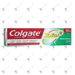 Colgate Toothpaste Total Professional 150g Clean Gel