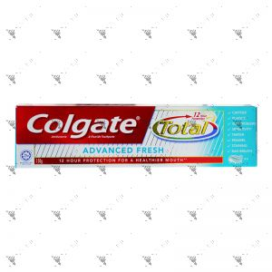 Colgate Toothpaste Total Professional 150g Advanced Fresh Gel