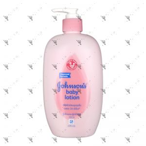 Johnson's Baby Lotion 500ml Pink