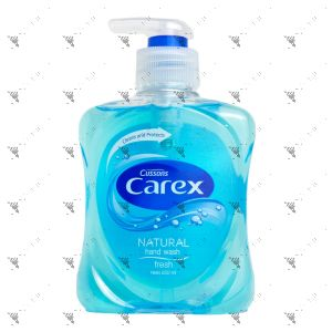Carex Antibacterial Handwash Pump 250ml Fresh