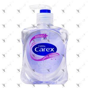 Carex Antibacterial Handwash Pump 250ml Sensitive Purple