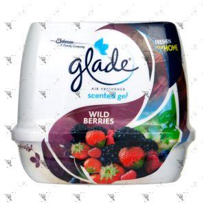 Glade Scented Gel 180g Lemon/Wild Berries Assorted