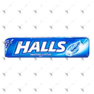 Halls Cool Candy 9s Mentho-Lyptus