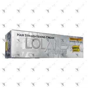 Lolane Straight Off Hair Straightening Cream 50g L-027 Normal