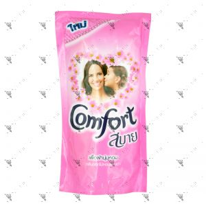 Comfort Softener Refill 580ml Kiss of Flowers Pink