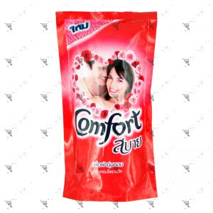 Comfort Softener Refill Romantic Blossom Red 580ml