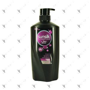 Sunsilk Shampoo 650ml Stunning Black Shine