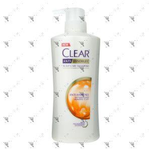 Clear Shampoo 480ml Anti-Hairfall
