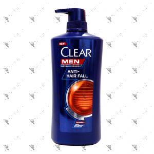 Clear Men Shampoo 650ml Anti-Hair Fall