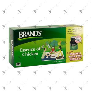 Brand's Essence of Chicken 7X68ml