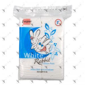White Rabbit Cotton Pads 50g