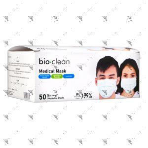 Bio-Clean Medical Mask 50s Earloop