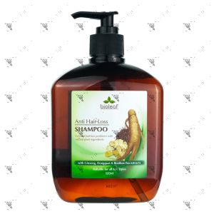 Bioleaf Anti Hair Loss Shampoo 520ml Made in Korea